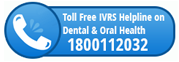 IVRS Help line on dental